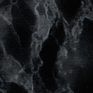 Dekorplast - svart marmor med grå inslag