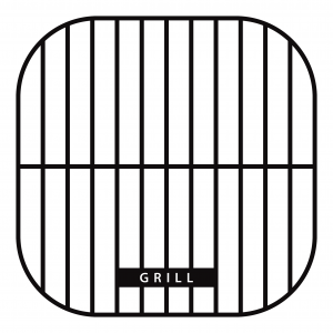 Grill, 24 cm