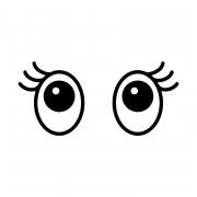 Söta ögon till din robotgräsklippare