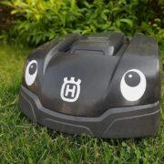 Ögon till din robotgräsklippare