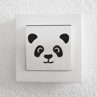 Panda i miniformat