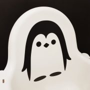 Pingvin pryder Antilop från Ikea