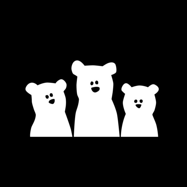 Isbjörnar, 12 cm