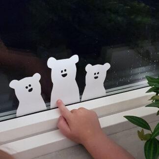 Fönsterdekor - ett enkelt och kul sätt att förändra