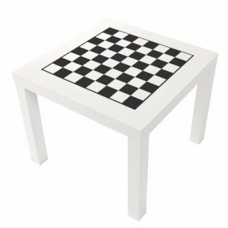 Schack, ett Ikea-hack på bordet LACK