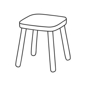 Flisat pall (IKEA)