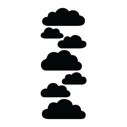 Svarta moln