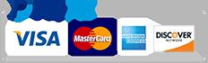 Vi tar emot betalningar via PayPal