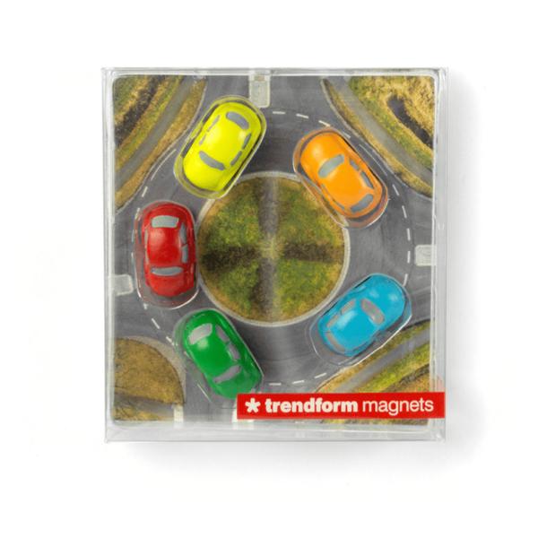 Magnetbilar från Trendform